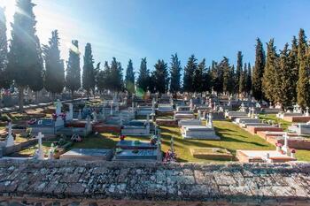 Toledo invertirá 90.000 euros en dos patios del cementerio