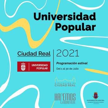 La Universidad Popular sigue con sus cursos en verano
