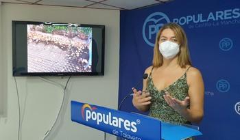 El PP clama por una Talavera que está «más sucia que nunca»