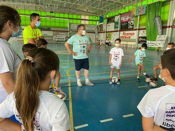 Arranca la segunda tanda del Campus de Bargas