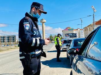 La Policía Local se suma a la campaña de la DGT del cinturón