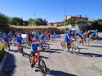 Guadalajara disfruta del Día de la Bicicleta