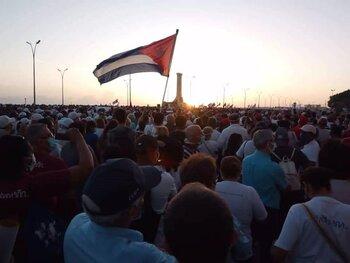 Díaz-Canel llama a los cubanos a