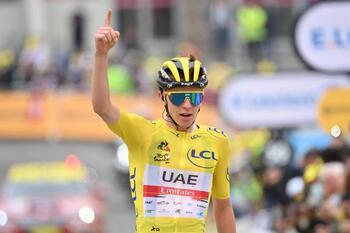 Pogacar se confirma como virtual ganador del Tour