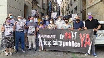 La plataforma Hospitalito Ya!!! afea las «excusas» de Page