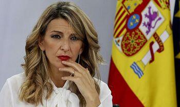 Yolanda Díaz, la esperanza a la izquierda del PSOE