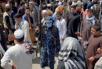 Los talibanes declaran el fin del