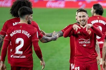 El estreno goleador de Kike Barja