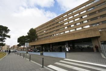 Vuelven a aumentar los ingresos Covid en Albacete