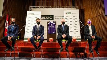 UEMC y Real Valladolid Baloncesto sellan su unión