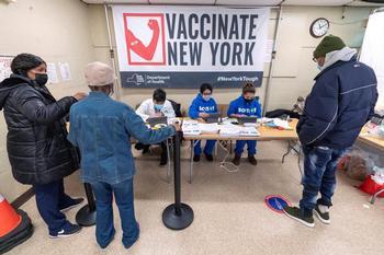 EEUU supera los 25 millones de contagios