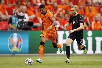 Países Bajos se une a Italia y Bélgica en octavos