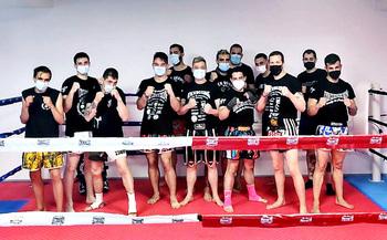 El Kick Boxing Palencia logró 13 medallas en el Autonómico
