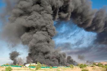 El juicio del incendio de Chiloeches arranca en septiembre