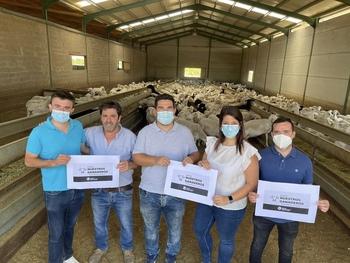 NNGG regional lanza la campaña «Somos nuestros ganaderos»