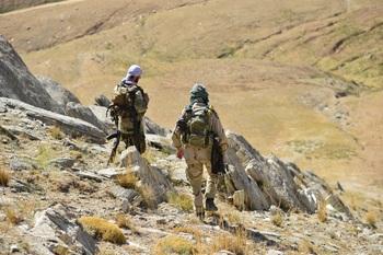 La resistencia de Panjshir se queda sola