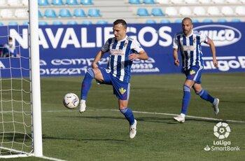Pablo Valcarce, nuevo jugador del Burgos CF