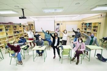 Almansa, en el programa de liderazgo educativo de La Caixa