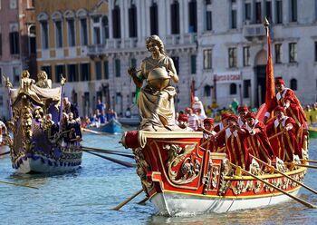 La encrucijada de Venecia