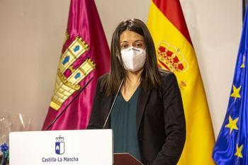 La Diputación da cuenta del cese de García como diputada