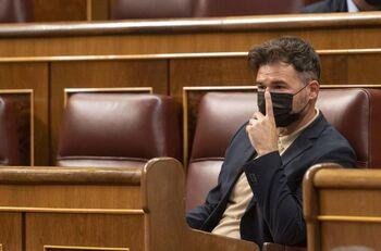 ERC avisa: 'Si fracasa la mesa, PP y Vox entrarán en Moncloa'