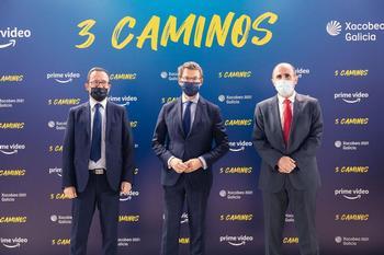 '3 Caminos' promocionará el Camino de Santiago de CyL