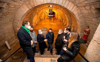 Palencia y Burgos unen sinergias para promocionar sus seos