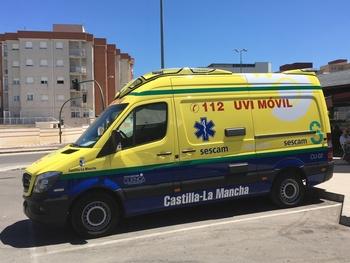 UGT pide al Sescam que actúe con las ambulancias