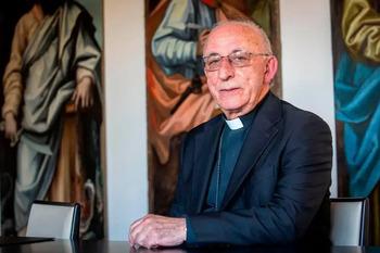 El obispo diocesano don Atilano cumple 75 años