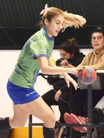 Guadalupe Vilablanco, cuarto fichaje del Deporcyl BM Fuentes