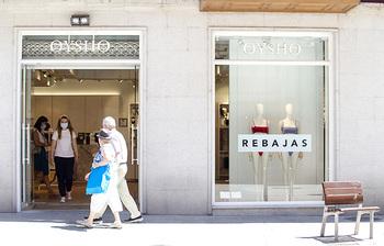 La tienda de Oysho cierra después de quince años