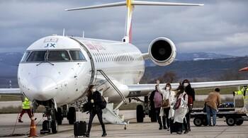 PSOE y Cs difieren ahora sobre cómo actuar con el aeropuerto