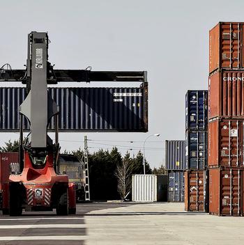 Las exportaciones suben un 18,5 por ciento hasta julio