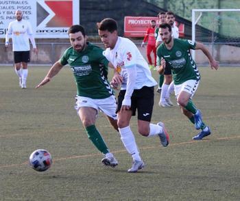 El CD Illescas planta cara al líder, pero sin botín (2-0)