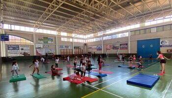 Unos 550 escolares, en las Escuelas de Villarrubia
