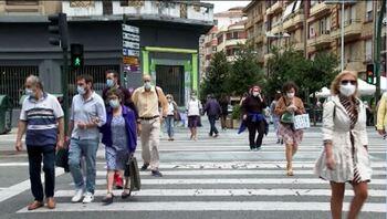Navarra registra 25 contagios y un ingreso