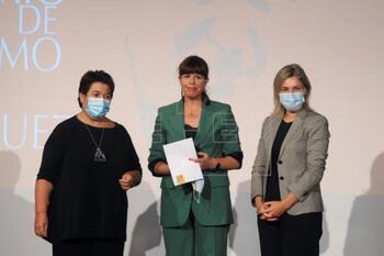 Mavi Doñate gana el XXXVI Premio Cirilo Rodríguez