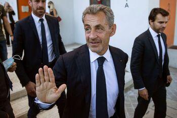 Sarkozy, culpable de financiar ilegalmente su campaña de 2012