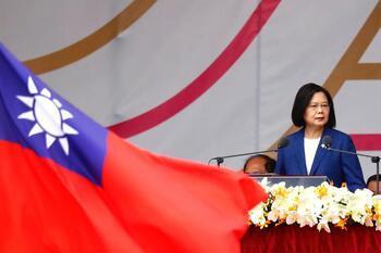 Taiwán asegura que no se doblegará ante la presión china