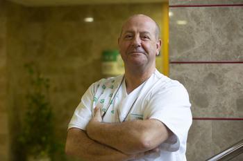 Julio Cuevas, nuevo director general de Atención Primaria