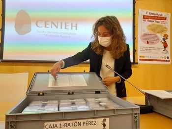 La campaña del Ratón Pérez del Cenieh quiere ser mundial