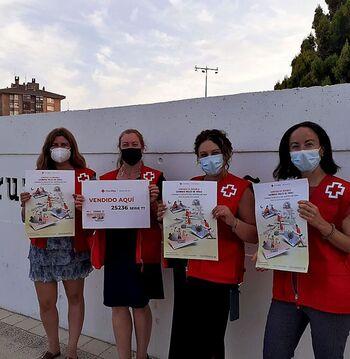 El primer premio del Sorteo de Oro de Cruz Roja, en Palencia