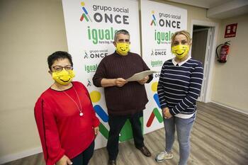 La ONCE Cuenca organiza varios actos para festejar su semana
