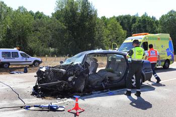 Una de cada cinco muertes de tráfico se da en julio y agosto