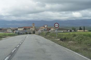 La carretera de Zamarramala a la autovía reabre