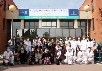 71 alumnos pregrado comienzan sus prácticas en Alcázar