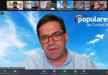 Valverde agradece la elección de Puertollano