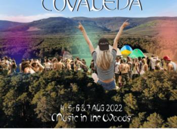 Music in the woods llega a Covaleda en agosto