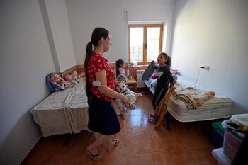 Garciotum: nueva vida para una familia desahuciada en Madrid