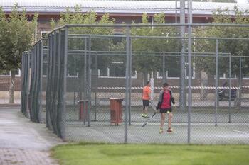 Miranda habilita todas las instalaciones del polideportivo